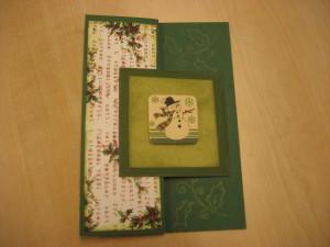 Och sist ännu ett grönt kort.