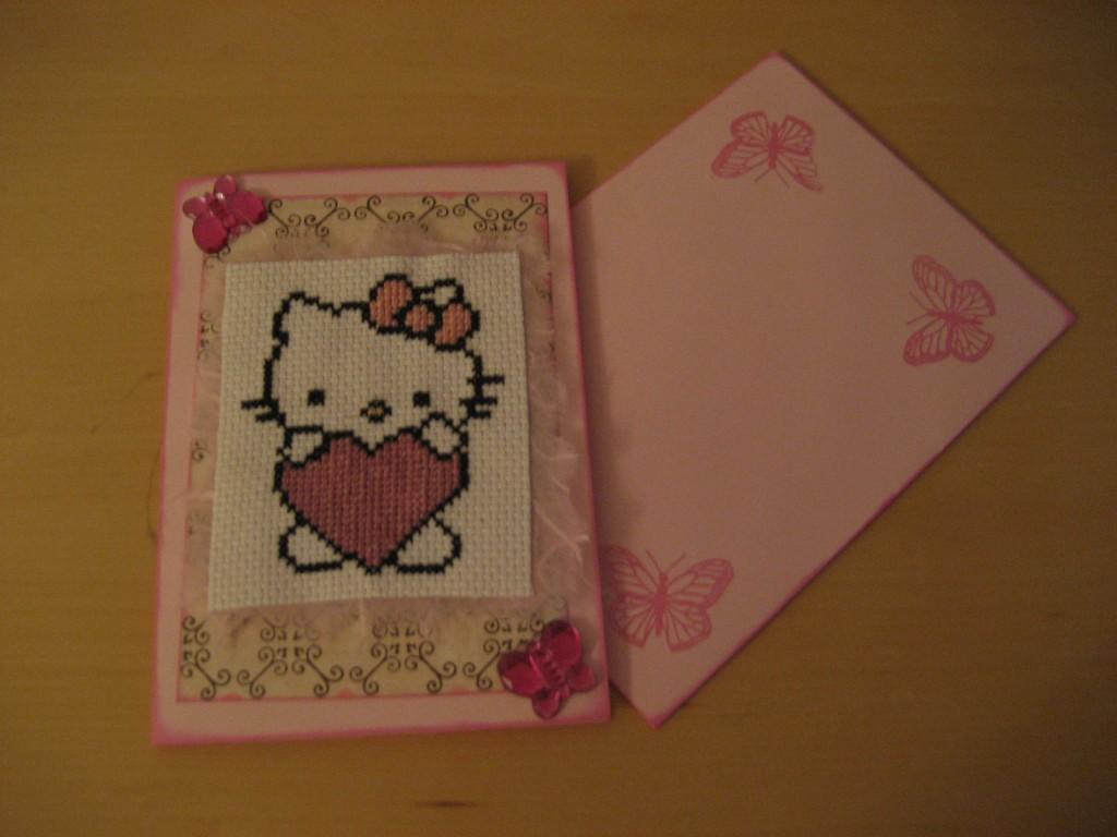 Hello Kitty kort
